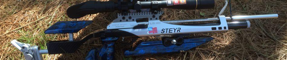 Field Target Precharged Pneumatic Air Rifle, PCP   U S